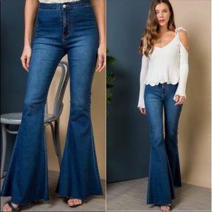 Denim - 💃🏻Charlie Flare Jeans Denim